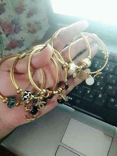 Thai Pandora 10karats Thai gold