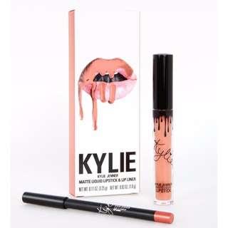Dirty Peach | Matte Liquid Lipstick Lip Kit
