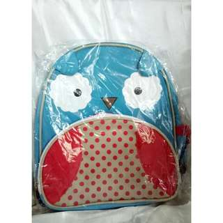Animals Backpack Owl
