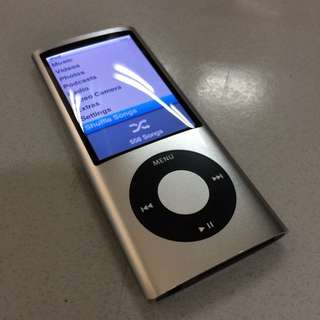 Ipod Nano 5th Gen with Video Cam