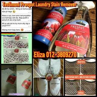 Prespot fabric stain remover