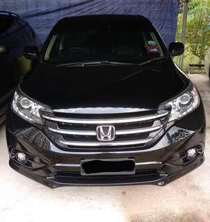 Honda CRV 2.0 Sambung Bayar