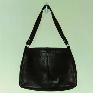 Original Fossil genuine leather bag from US