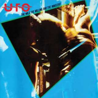UFO – The Wild, The Willing And The Innocent CD (Remastered)