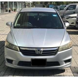 Honda STREAM Flash Deal! Grab Friendly*