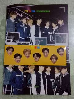 GOT7 Special Edition Eyes On You Booklet