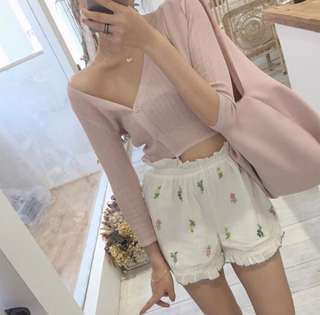 Dust Pink Top