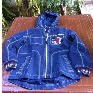 Bearspa Blue jacket Size 140.