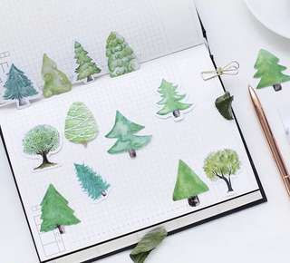 (PO) Little Forest Stickers