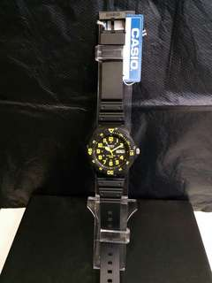 """MRW-200H-9B卡西歐品牌手錶""""Casio""""日本機芯一年保養"""