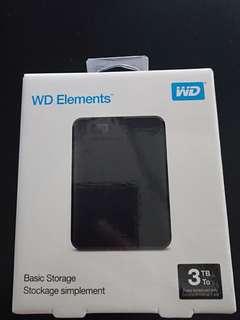 WD Elements 3TB