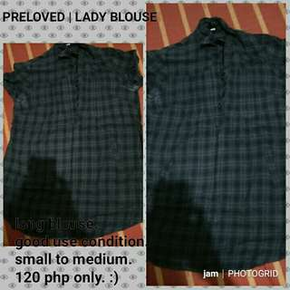 LADY'S BLOUSE