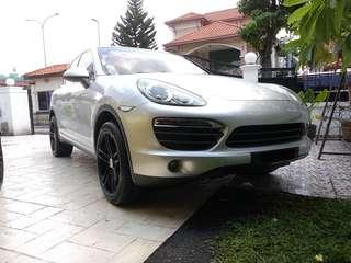 Porsche Cayanne 4.8 Sambung Bayar