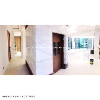 Brand New With Elevator Ayala Alabang Modern House and Lot For Sale