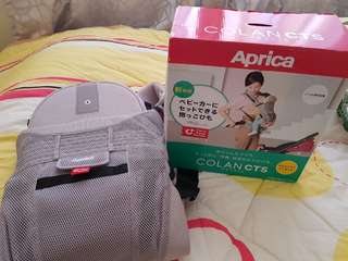 Aprica Colan Baby Carrier