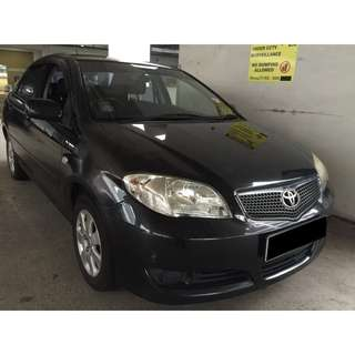 01/06/2018 - 04/06/2018 TOYOTA VIOS ONLY $180 (P PLATE WELCOME)