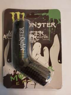 Monster gear sock shifter rubber cover