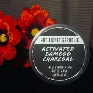 Actived Bamboo Charcoal