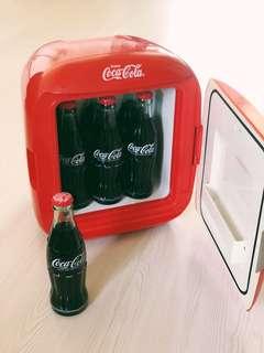 可口可樂迷你雪櫃,極具收藏價值