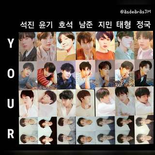 WTS/LFB BTS Tear Original PC Set