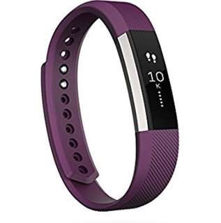 Fitbit Alta Fitness Tracker Plum Small *Save $20 on Brand New Without Box