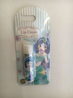 Disney jasmine lip cream 迪士尼公主唇膏