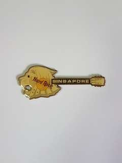 Singapore Hard Rock Cafe Magnet, Collectible