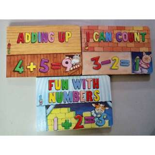buku anak buku berhitung  counting book children book