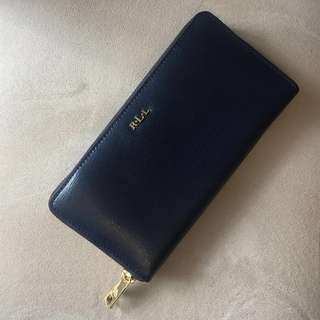 Ralph Lauren Navy Wallet