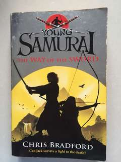 Young Samurai The Way of the Warrior