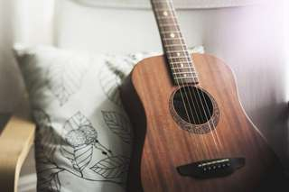 Guitar lessons - Affordable, intuitive and efficient