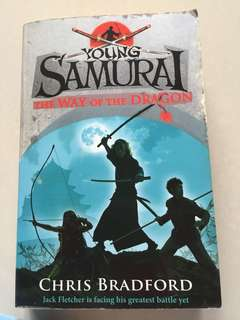 Young Samurai The Way of the Dragon