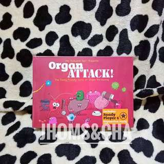 ORGAN ATTACK FOR SALE 💉💊