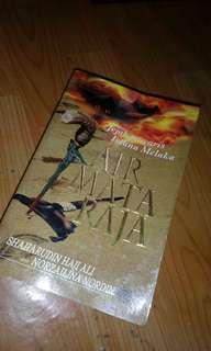Novel- Air Mata Raja
