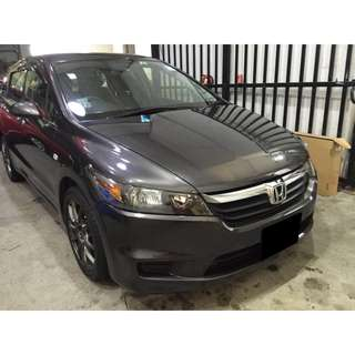 01/06/2018 - 04/06/2018  HONDA STREAM ONLY $225 (P PLATE WELCOME)