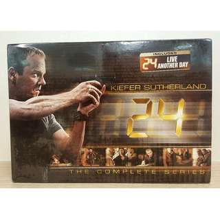 24: The Complete Series with Live Another Day (DVD)