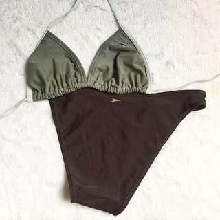 Speedo Bikini Set