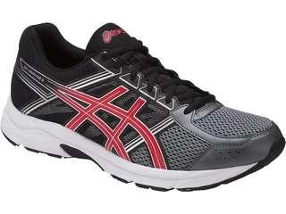 Sepatu ASICS GEL CONTEND 4 CARBON. Classic Red/Black. T715N 9723. Men