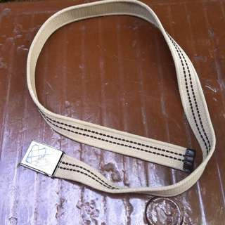 BUM equipment belt. Length 120cm. Used a few times and in good condition.