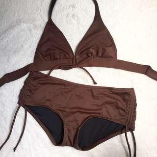 Victoria's Secret Brown Set