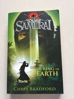 Young Samurai The Ring of Earth