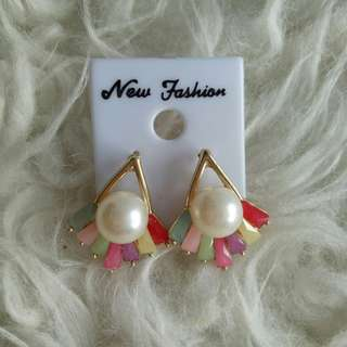 Anting import thailand mutiara