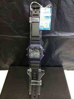 """AE-1300WH-2A卡西歐品牌手錶""""Casio""""日本機芯一年保養"""