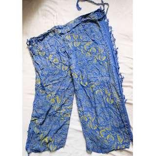 Gypsy Wrap Around Pants