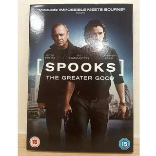 Spooks: The Greater Good (DVD)