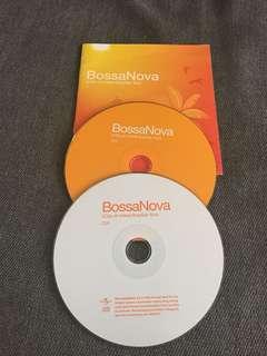 Selling 2CDs Bossa Nova