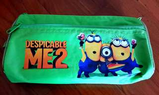 despicable me 2 / minions pencil case