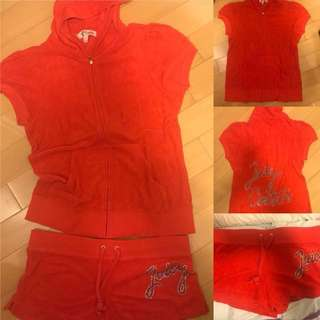 Juicy Couture one set