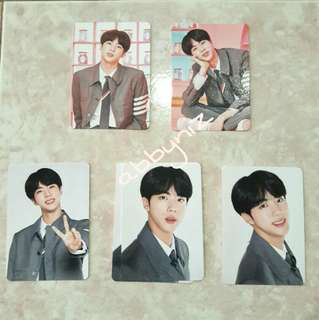 [WTS/WTT] BTS 4th Korean Muster Mini photocard JIN