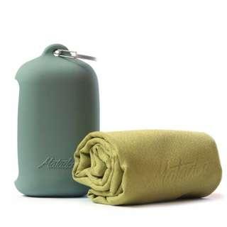 美國 Matador NanoDry Shower Towel 快乾抗菌納米纖維毛巾